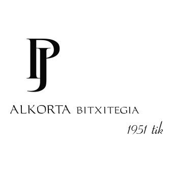 Alkorta bitxitegia logoa