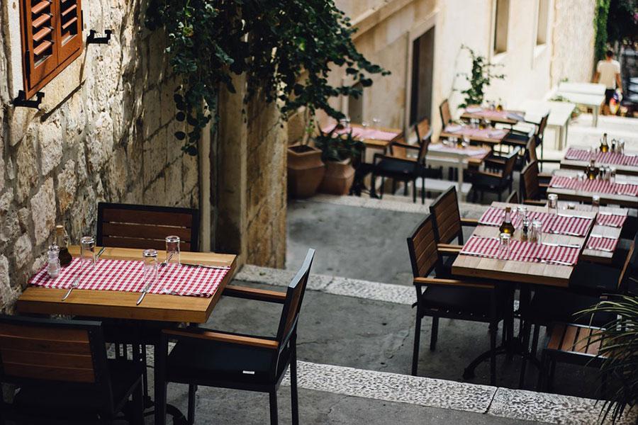 Restaurante, Hostelería y Alojamientos
