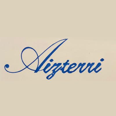 Aizterri logoa