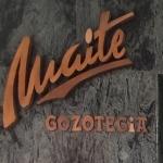 Maite Gozotegia logoa