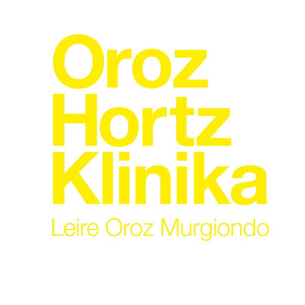 Oroz Hortz Klinika logoa